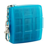 JJC MC-9B Sim Card Case Blauw - thumbnail 1