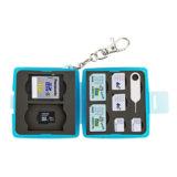 JJC MC-10B Memory Card Case Blauw - thumbnail 5