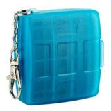 JJC MC-11B Memory Card Case Blauw - thumbnail 1