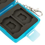 JJC MC-11B Memory Card Case Blauw - thumbnail 7