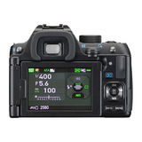 Pentax K-70 DSLR Zwart + 18-50mm - thumbnail 3