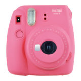 Fujifilm Instax Mini 9 instant camera Flamingo Pink - thumbnail 1