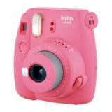 Fujifilm Instax Mini 9 instant camera Flamingo Pink - thumbnail 2