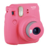 Fujifilm Instax Mini 9 instant camera Flamingo Pink - thumbnail 3
