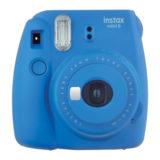 Fujifilm Instax Mini 9 instant camera Cobalt Blue - thumbnail 1