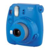 Fujifilm Instax Mini 9 instant camera Cobalt Blue - thumbnail 2