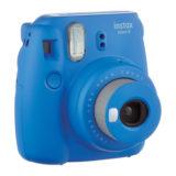 Fujifilm Instax Mini 9 instant camera Cobalt Blue - thumbnail 3