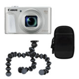 Canon PowerShot SX730 HS compact camera Zilver Travel Kit - thumbnail 1