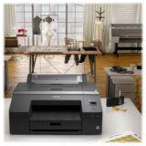Epson SureColor SC-P5000 Violet Photo printer - thumbnail 9