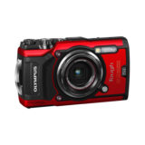 Olympus Tough TG-5 compact camera Rood - thumbnail 3