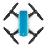DJI Spark Fly More combo Sky Blue drone - thumbnail 4