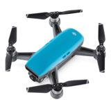 DJI Spark Fly More combo Sky Blue drone - thumbnail 6