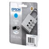 Epson Inktpatroon 35 - Cyaan - thumbnail 2