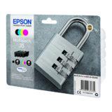 Epson Inktpatroonset 35 Multipack Zwart/Cyaan/Magenta/Geel - thumbnail 2