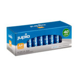 Jupio Alkaline AA Value Box - 40 stuks - thumbnail 1