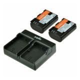 Canon LP-E6 USB Duo Charger Kit (Merk Jupio) - thumbnail 2