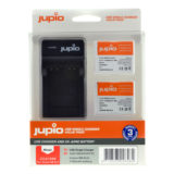 Canon NB-6LH USB Single Charger Kit (Merk Jupio) - thumbnail 1