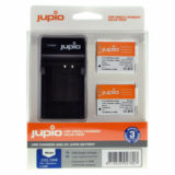 Olympus Li-90B/Li-92B USB Single Charger Kit (Merk Jupio) - thumbnail 1