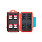 JJC MC-NSMSD16 Memory Card Case Oranje - thumbnail 5