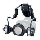 Canon MT-26EX-RT Macro Twin Lite flitser - thumbnail 2