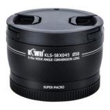 Kiwi Wide Angle Conversie Lens KLS-58X045 - thumbnail 4