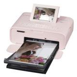 Canon Selphy CP1300 printer Roze - thumbnail 4