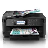 Epson WorkForce WF-7710 printer - thumbnail 2