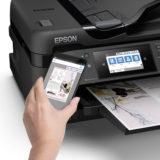 Epson WorkForce WF-7710 printer - thumbnail 7