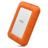 LaCie Rugged 5TB Thunderbolt USB-C externe harde schijf - thumbnail 3
