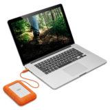 LaCie Rugged 5TB Thunderbolt USB-C externe harde schijf - thumbnail 7