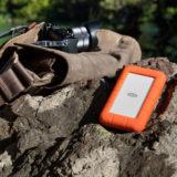 LaCie Rugged 5TB Thunderbolt USB-C externe harde schijf - thumbnail 8