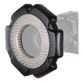 StudioKing Macro LED Ringlamp Dimbaar RL-160 - thumbnail 1