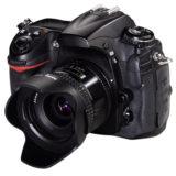 Hama Universele Zonnekap met Lensdop 58mm - thumbnail 4