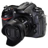 Hama Universele Zonnekap met Lensdop 58mm - thumbnail 5