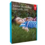 Adobe Photoshop Elements 2018 UK Mac/Windows