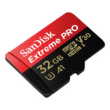 SanDisk 32GB Micro SDHC Extreme Pro U3 V30 A1 100MB/s geheugenkaart - thumbnail 4
