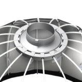 Godox P120L Deep Parabolic softbox met Bowens mount - thumbnail 8