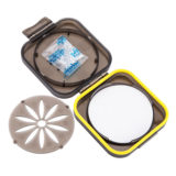 JJC FLC-S Moistureproof Filter Case Small - thumbnail 2