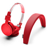 Urbanears Plattan ADV Wireless On-Ear koptelefoon Tomato - thumbnail 5