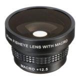 Beastgrip 37mm Fisheye Lens met Macro - thumbnail 1