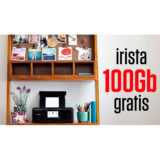 Canon Irista Voucher 100GB