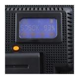 Falcon Eyes Bi-Color LED Lamp Set Dimbaar DV-240SL-K1 met accu en handvat - thumbnail 4