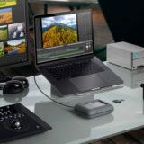 LaCie DJI Copilot BOSS 2TB USB-C USB 3.1 externe harde schijf - thumbnail 3