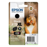 Epson Inktpatroon T378 XL Foto Zwart - thumbnail 1