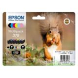 Epson Inktpatroonset voor T378-serie (6-Pack) - thumbnail 1