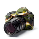 EasyCover Cameracase Canon EOS 6D Mark II Camouflage - thumbnail 3