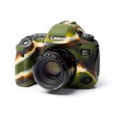EasyCover Cameracase Canon EOS 6D Mark II Camouflage - thumbnail 2