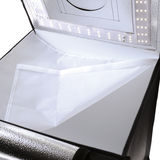 Caruba Portable Fotostudio LED Dimbaar 50x50x50cm - thumbnail 3