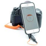 Miops Smartphone Afstandsbediening MD-N2 met N2 kabel voor Nikon - thumbnail 3