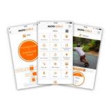 Miops Smartphone Afstandsbediening MD-SA1 met SA1 kabel voor Samsung - thumbnail 5